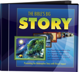 The Bible's Big Story PowerPoint CD