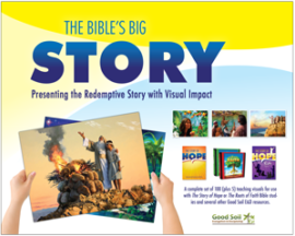 The Bible's Big Story Teaching Visuals