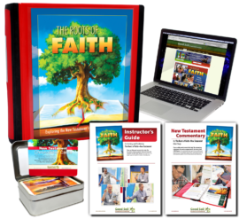 Roots of Faith Instructor Kit – New Testament