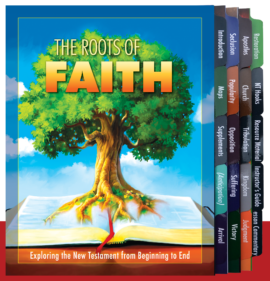 Roots of Faith Workbook - New Testament