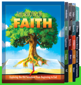 Roots of Faith Workbook - Old Testament