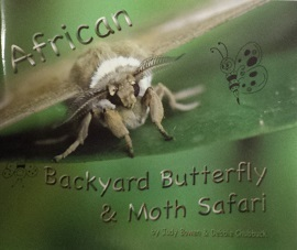 African Backyard Butterfly & Moth Safari